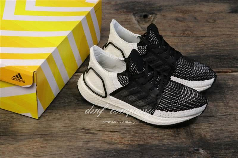 Adidas Ultra BOOST 19W UB19 B75879 Men/Women Black/White 1