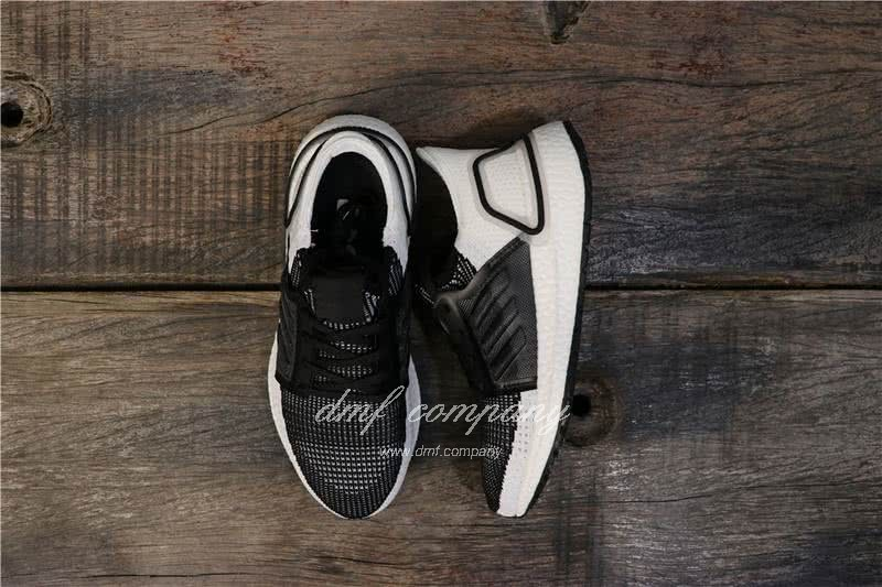 Adidas Ultra BOOST 19W UB19 B75879 Men/Women Black/White 8