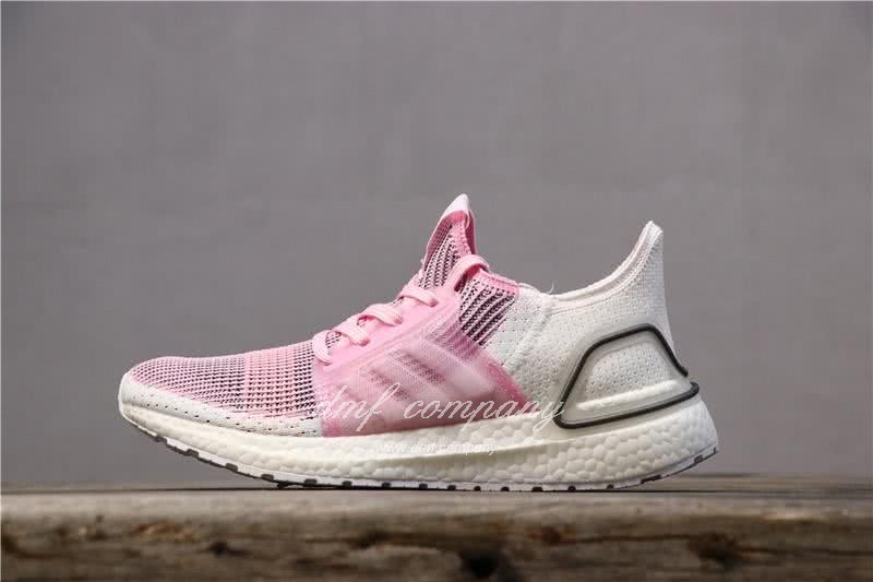 Adidas Ultra BOOST 19W UB19 Women Pink Shoes  2