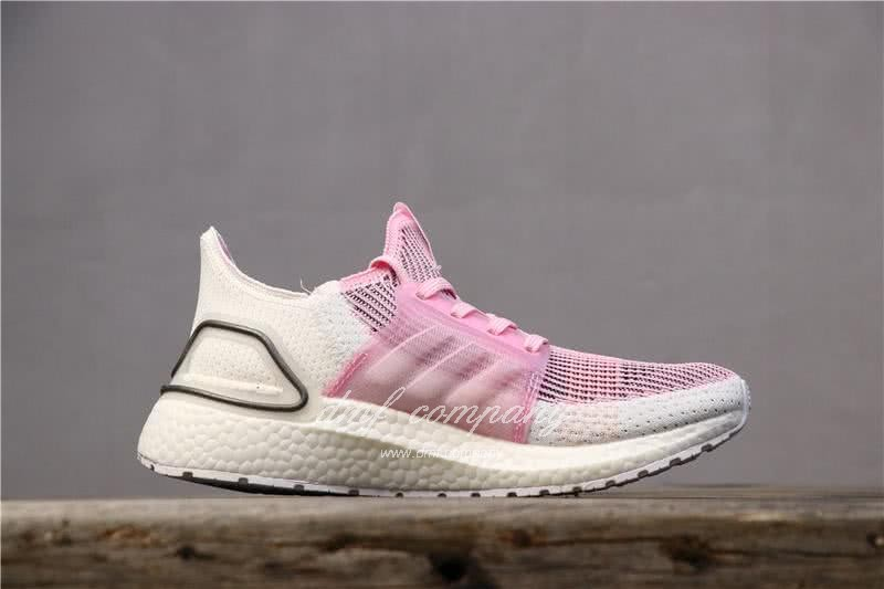 Adidas Ultra BOOST 19W UB19 Women Pink Shoes  3
