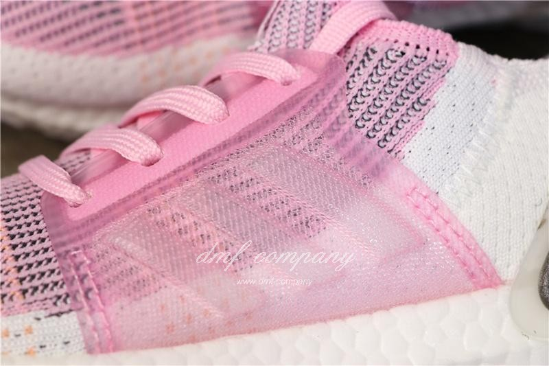 Adidas Ultra BOOST 19W UB19 Women Pink Shoes  7