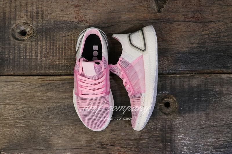 Adidas Ultra BOOST 19W UB19 Women Pink Shoes  1