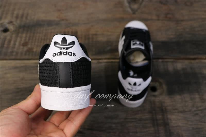 Adidas Originals Superstar Black Men/Women 4