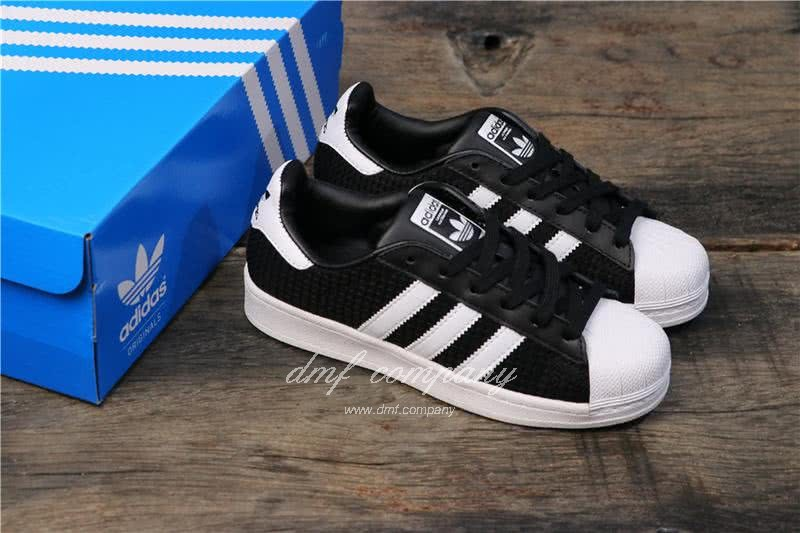 Adidas Originals Superstar Black Men/Women 5