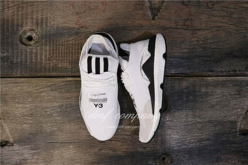 Adidas Y-3 Saikou Boost AC7195 Men/Women Black/White 8