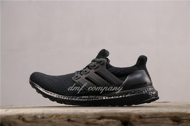 Adidas Ultra Boost 3.0 Men Women Black Shoes 2