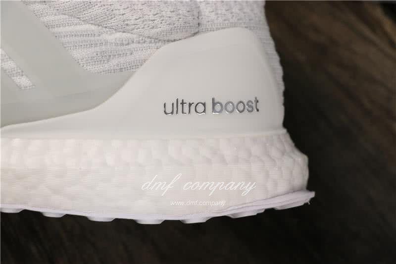 Adidas Ultra Boost 3.0 Men Women White Shoes 7