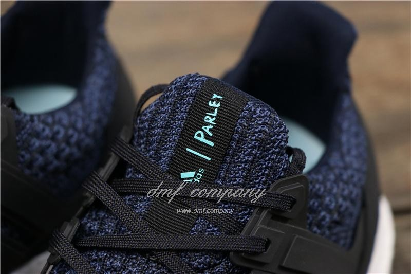 Adidas Ultra Boost 4.0 Men Women Blue Shoes 6