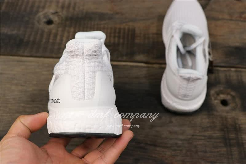 Adidas Ultra Boost 4.0 Men Women White Shoes 5