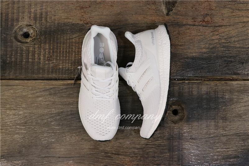 Adidas Ultra Boost 4.0 Men Women White Shoes 1
