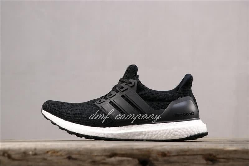 Adidas Ultra Boost 4.0 Men Women Black Shoes 2