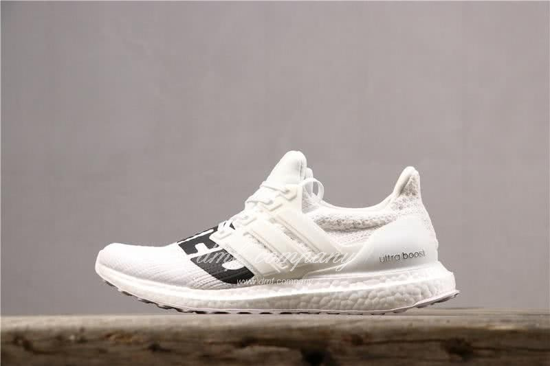 Adidas x Undefeated Ultra Boost 4.0 Men Women White Shoes 2