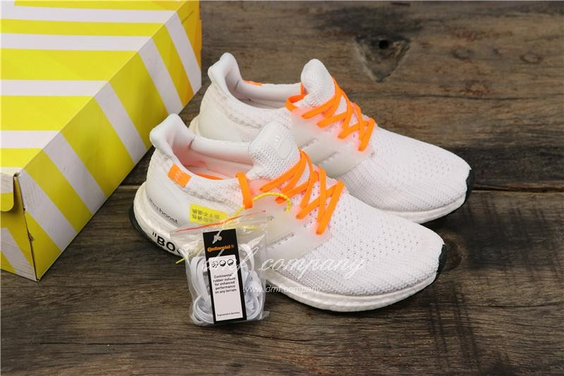 Adidas Ultra Boost 4.0 Men Women White Shoes 8