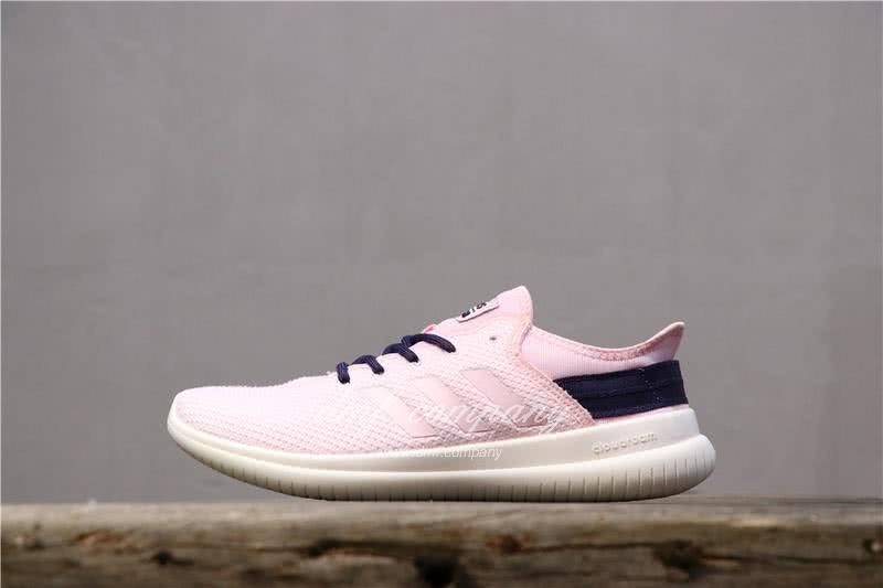 Adidas NEO Shoes Pink/Black Women 1