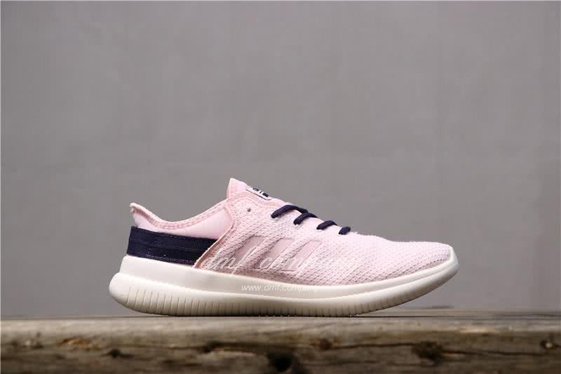 Adidas NEO Shoes Pink/Black Women 2