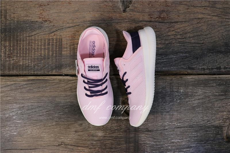 Adidas NEO Shoes Pink/Black Women 8