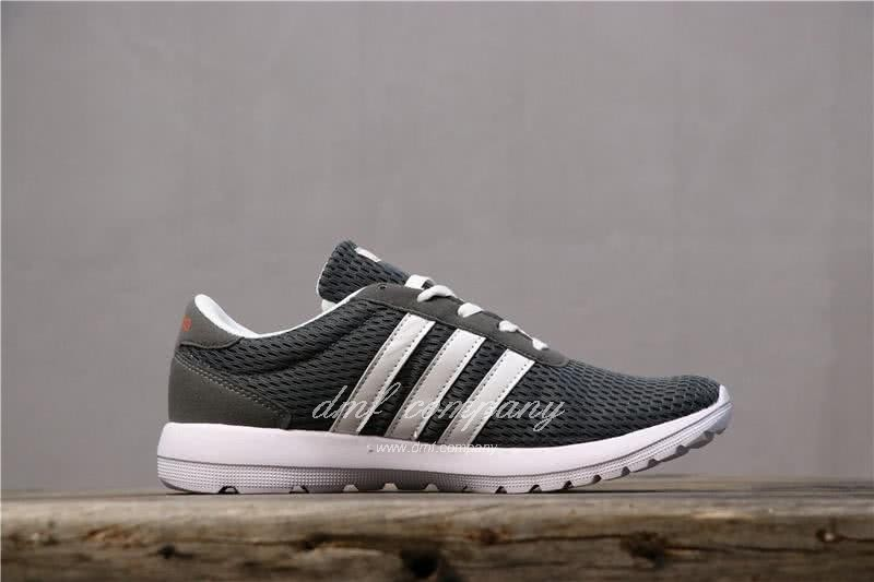 Adidas NEO Shoes Black/White Men/Women 2