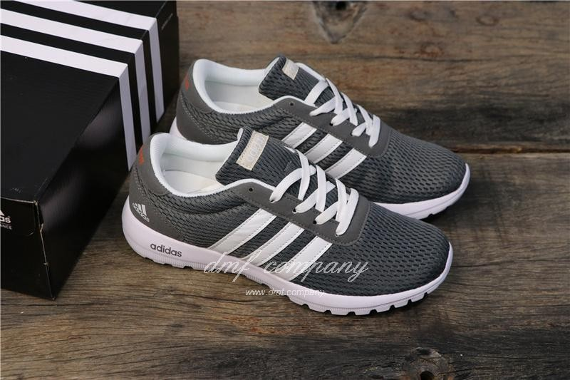 Adidas NEO Shoes Black/White Men/Women 7