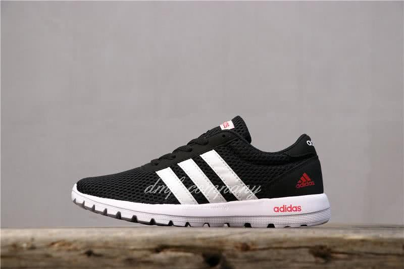 Adidas NEO Shoes Black/White Men/Women 1
