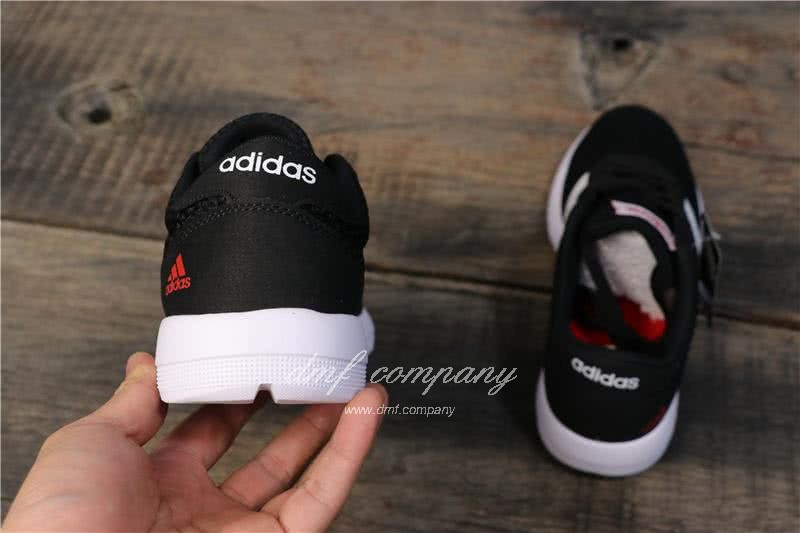 Adidas NEO Shoes Black/White Men/Women 4