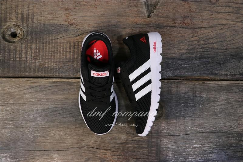Adidas NEO Shoes Black/White Men/Women 8