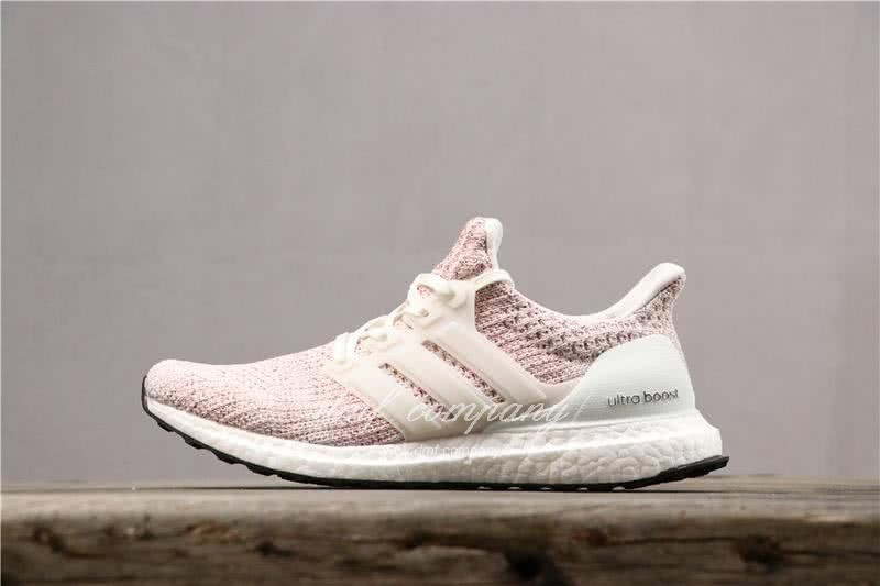 Adidas Ultra Boost 4.0 Men Women Pink Shoes  2