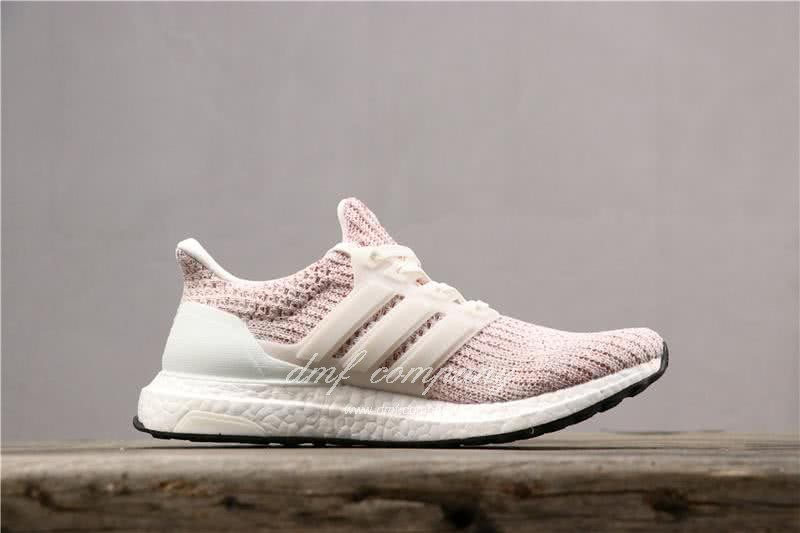 Adidas Ultra Boost 4.0 Men Women Pink Shoes  3