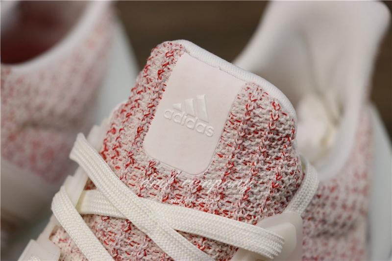 Adidas Ultra Boost 4.0 Men Women Pink Shoes  6