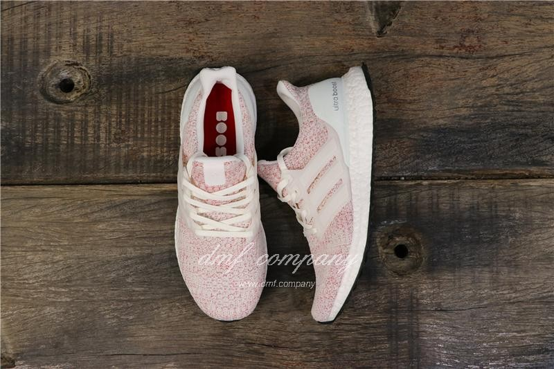 Adidas Ultra Boost 4.0 Men Women Pink Shoes  1