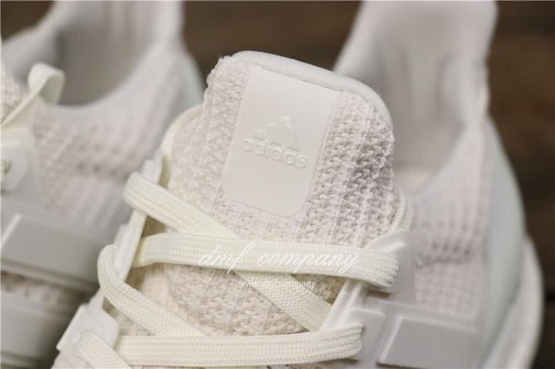 Adidas Ultra Boost 4.0 Men Women White Shoes  6