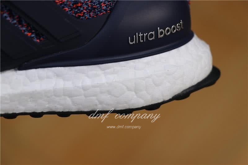 Adidas Ultra Boost 4.0 Men Blue Red Shoes 7
