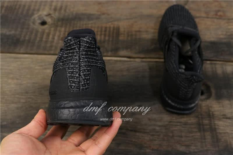 Adidas Ultra Boost 4.0 Men Women Black Shoes 5