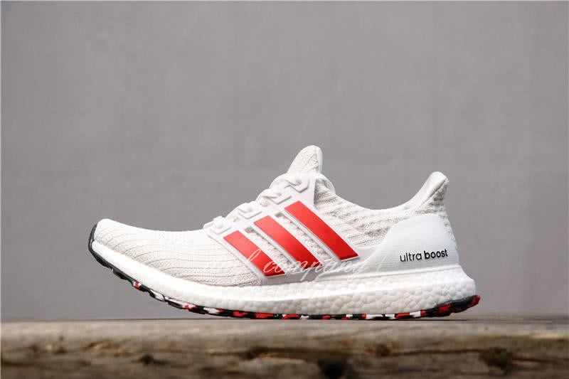 Adidas Ultra Boost 4.0 Men White Shoes 2