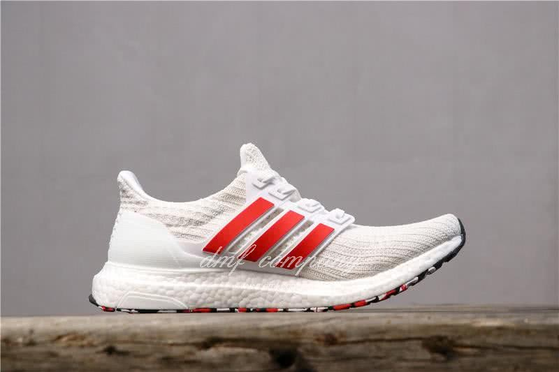 Adidas Ultra Boost 4.0 Men White Shoes 3