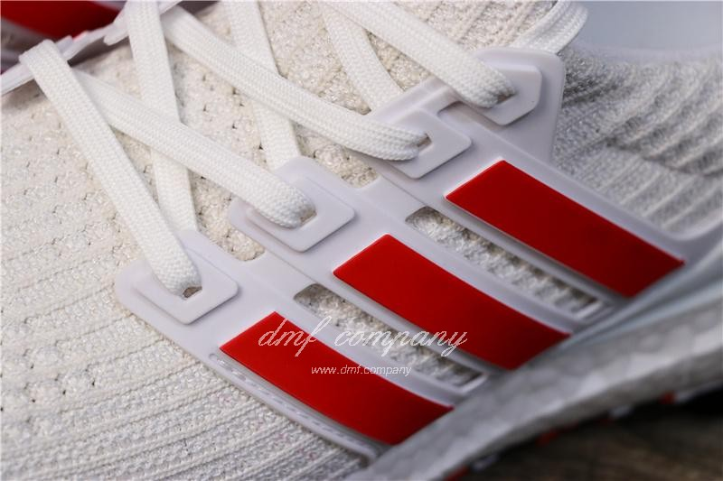 Adidas Ultra Boost 4.0 Men White Shoes 6