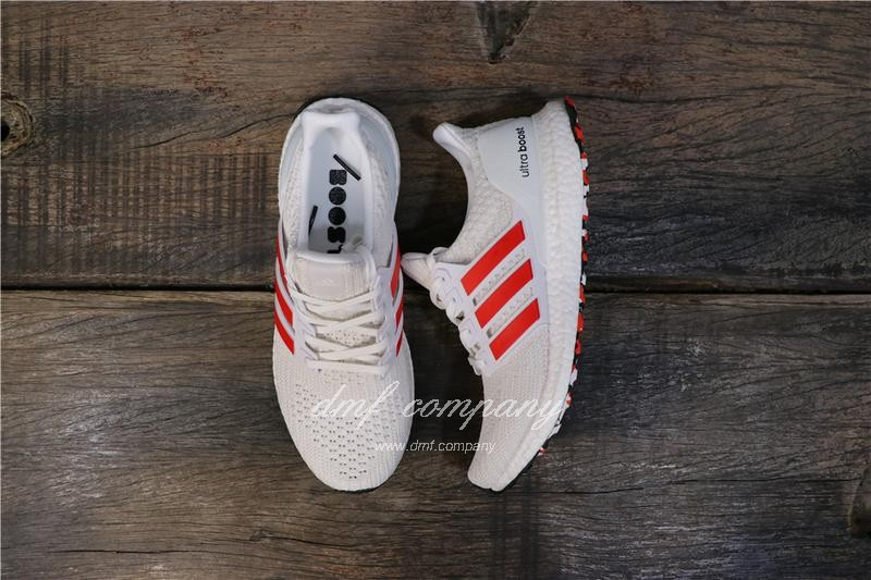Adidas Ultra Boost 4.0 Men White Shoes 1