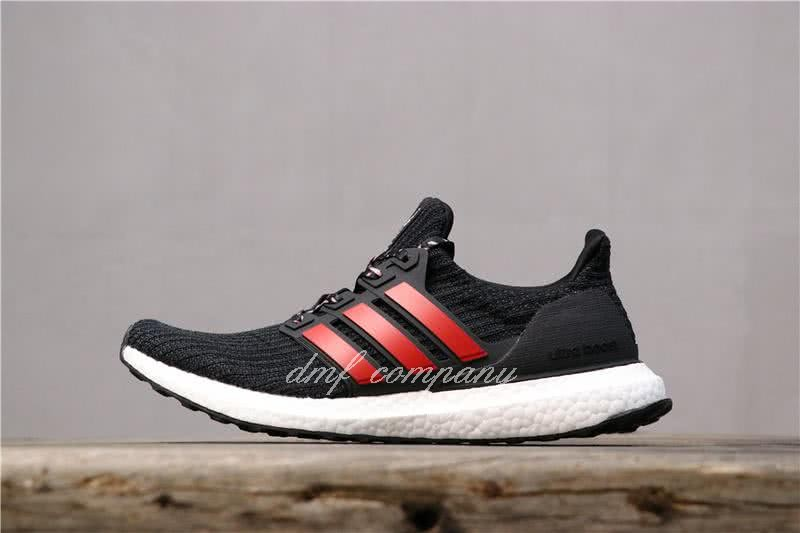 Adidas Ultra Boost 4.0 Men Black Shoes 2