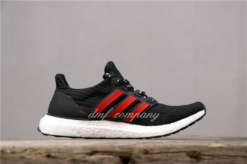 Adidas Ultra Boost 4.0 Men Black Shoes 3