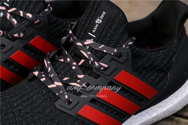 Adidas Ultra Boost 4.0 Men Black Shoes 6