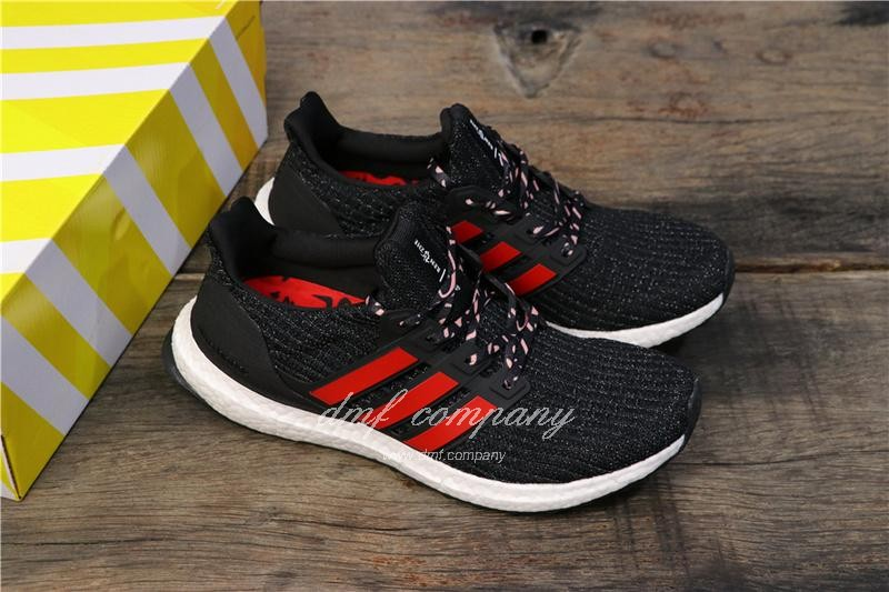 Adidas Ultra Boost 4.0 Men Black Shoes 1
