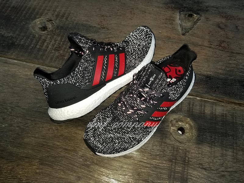 Adidas Ultra Boost 4.0 Men Black Shoes 8