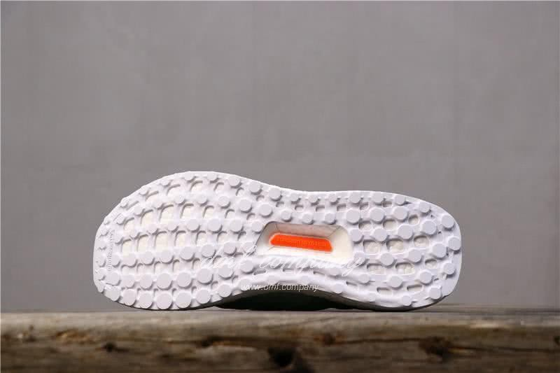 Adidas Ultra Boost TUANYUAN Men White Green Shoes 5