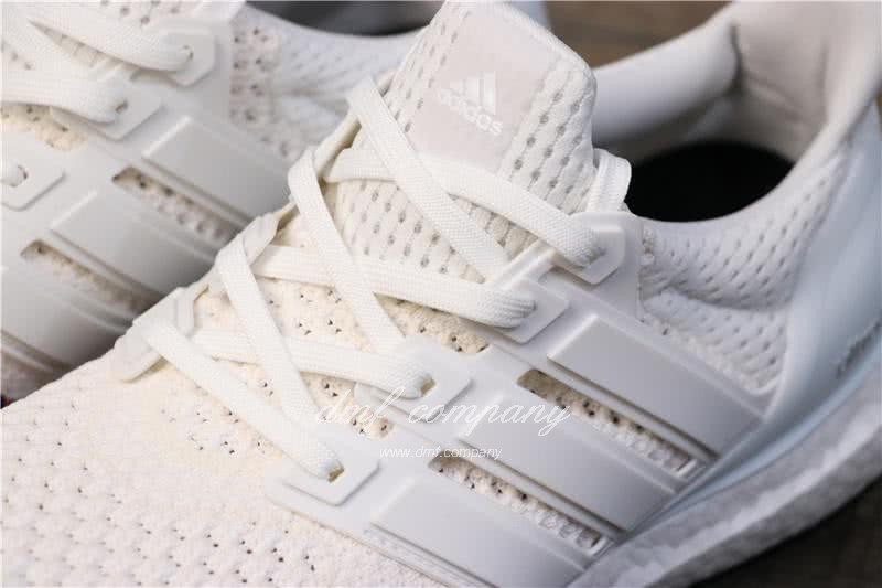 Adidas Ultra Boost LTD Men White Shoes 7