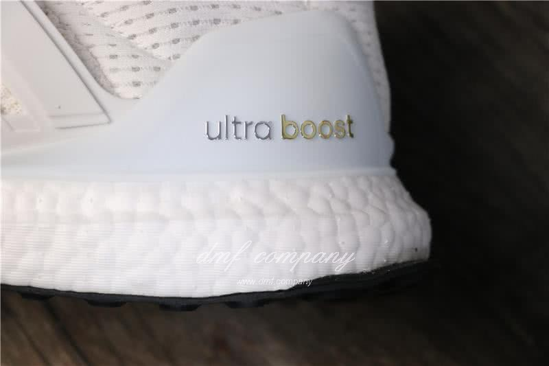 Adidas Ultra Boost LTD Men White Shoes 8