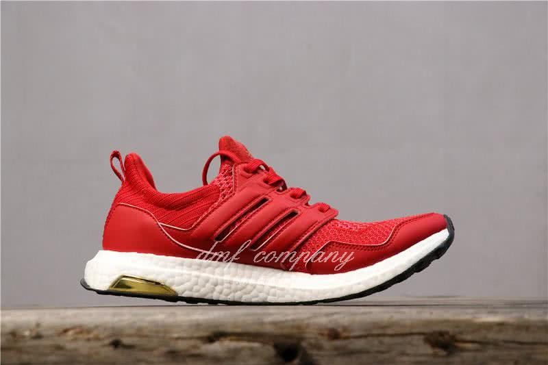 Eddie Huang X Adidas Ultra Boost 4.0 Men Red Shoes 3