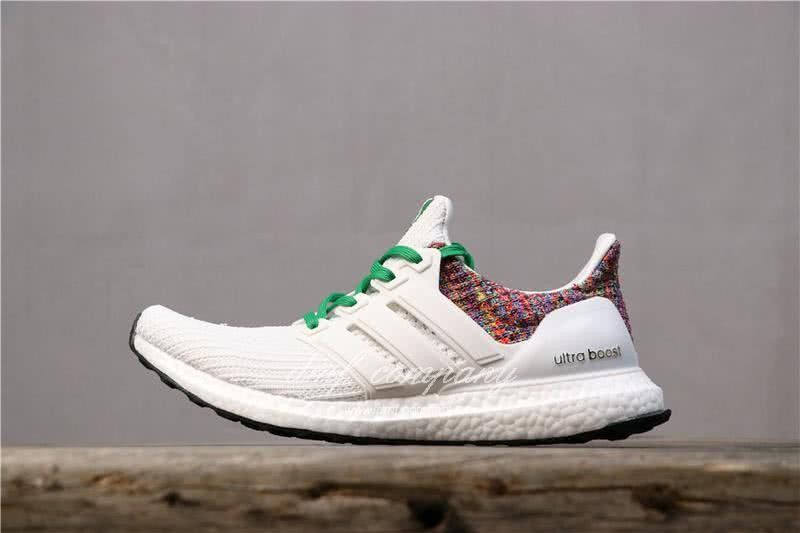 Adidas Ultra Boost D11 Men White Shoes 3