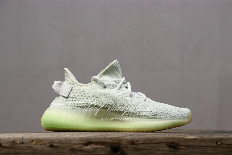 "Adidas Yeezy Boost 350 V2 ""Hyperspace"" UP Shoes White Women 2"