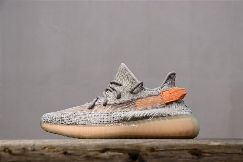 """Adidas Yeezy Boost 350 V2 """"Hyperspace"""" UP Shoes Grey Women/Men 1"""