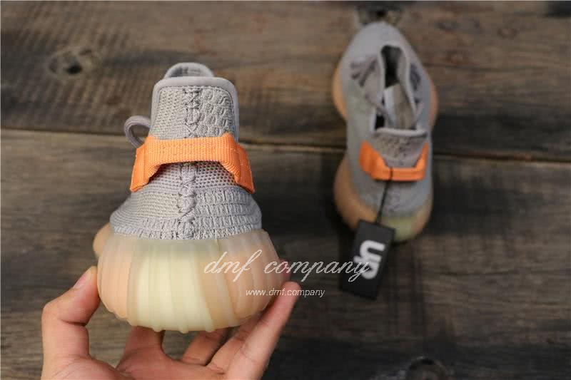 """Adidas Yeezy Boost 350 V2 """"Hyperspace"""" UP Shoes Grey Women/Men 4"""