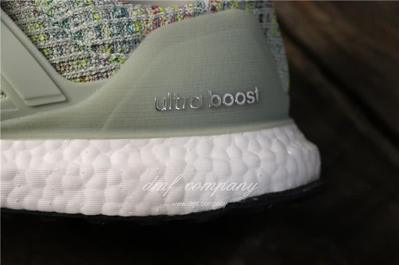 Adidas Ultra Boost 4.0 Green Men Shoes 8